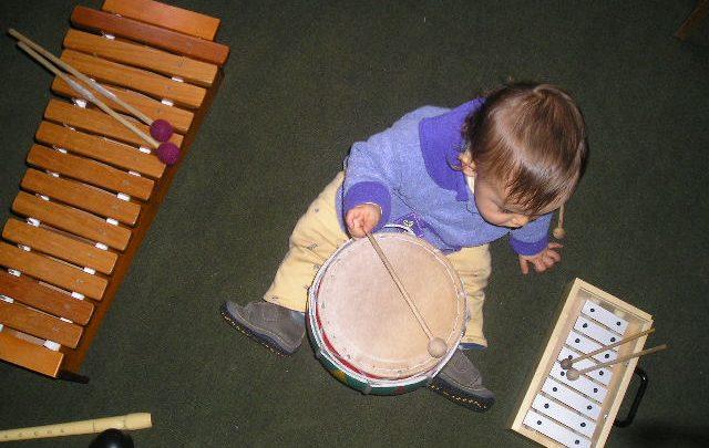 La iniciación musical del niño 1