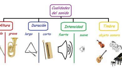 Photo of Las cualidades del sonido – Altura – Duración – Intensidad – Timbre